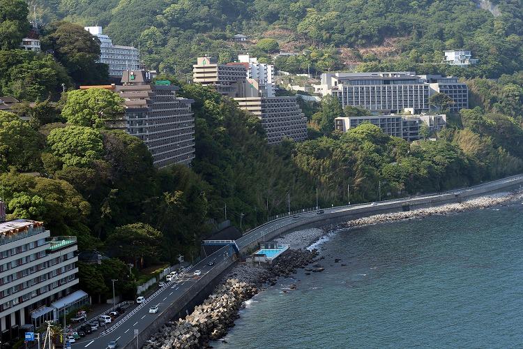 熱海のホテルで住み込みのリゾートバイト