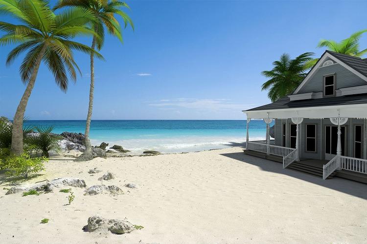 沖縄県那覇市にある海の家で大学の夏休みにリゾートバイト