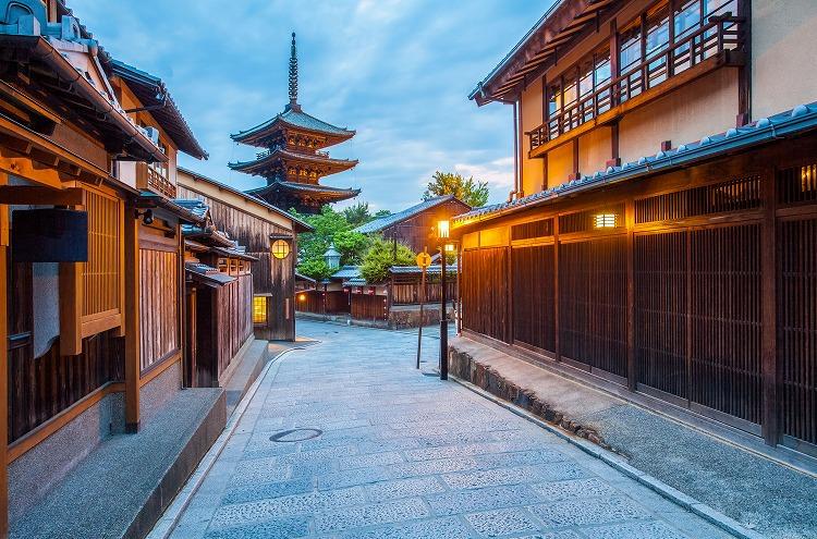 京都のホテルで住み込みのアルバイトをしながら観光を満喫