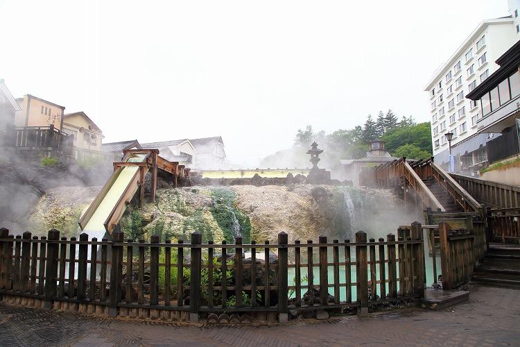 群馬県・草津温泉のお土産店で住み込みのリゾートバイト