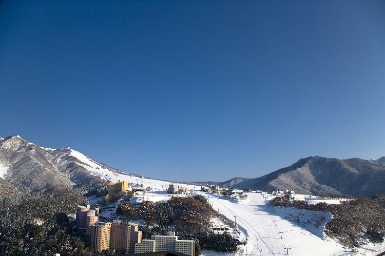 冬季限定の滋賀県大津市にあるスキー場のリゾートバイト