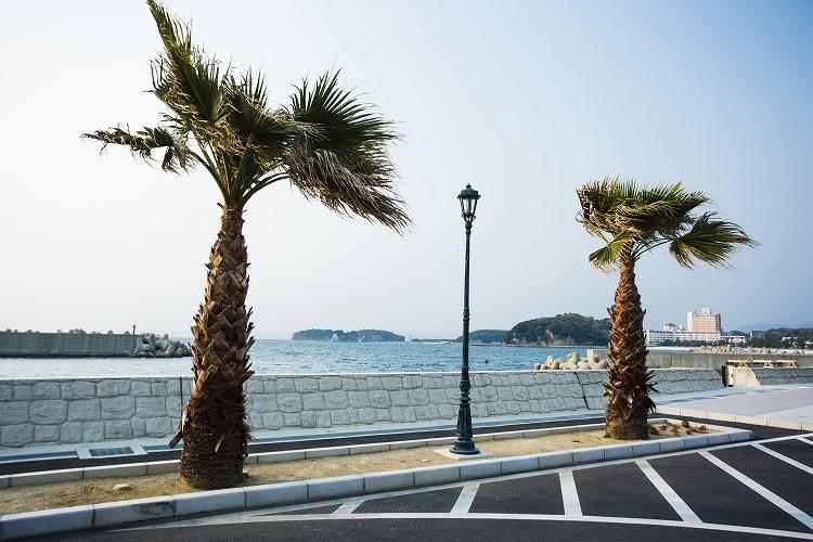 貯金の為に短期1ヶ月間、和歌山県南紀白浜にあるホテルでアルバイト