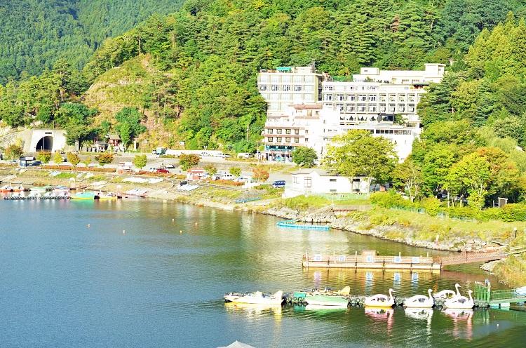 リゾートバイト派遣求人から山梨県河口湖の旅館で仲居のアルバイト